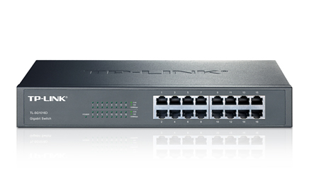 Swhich TP_Link 16port/1000